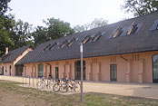 Sonderbau Gutsökonomie im Branitzer Park Cottbus