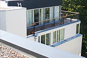 Sonderbau Dachaufstockung Wohnhaus Kollwitzstraße, Berlin - Prenzlauer Berg