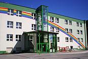 Sonderbau Comenius-Schule in Lauchhammer