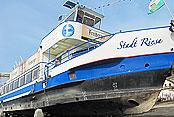 """Sonderbau Sanierung des Schiffes """"MS Stadt Riesa"""""""
