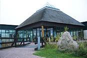 Sonderbau Haus des Tourismus in Raddusch / Spreewald