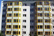 Sonderbau Seniorenheim Obergorbitz in Dresden