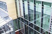 Glasfassade Biotech Campus Potsdam