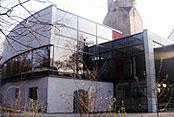 Glasfassade Bürgerhaus in Bad Liebenwerda