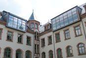 Sonderbau Glasgauben am Bildungszentrum Frankenberg